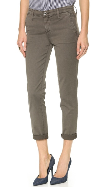 AG Adriano Goldschmied The Tristan Tailored Trousers