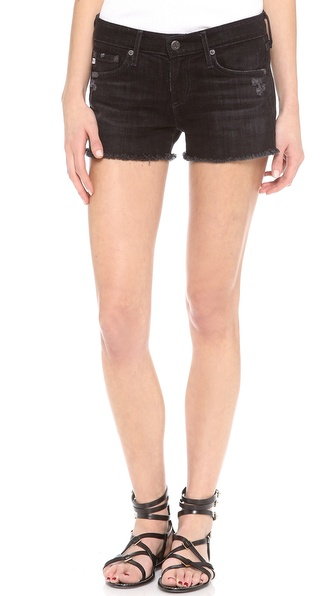 AG Adriano Goldschmied Bonnie Relaxed Shorts