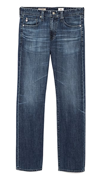 AG Adriano Goldschmied Protege Straight Leg 12.5oz Jeans