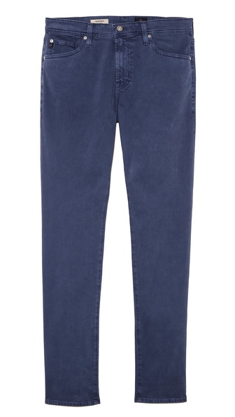AG Adriano Goldschmied Graduate Garment Dyed Jeans