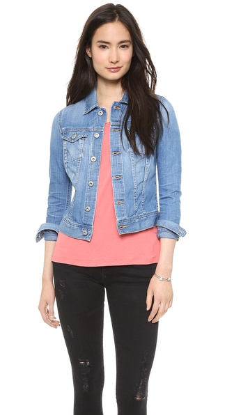 Ag Adriano Goldschmied Robyn Jacket - 18 Years Sparrow at Shopbop / East Dane