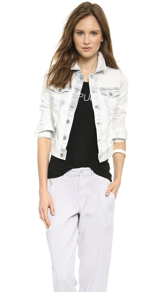 Ag Adriano Goldschmied Robyn Jacket - Whirlwind at Shopbop / East Dane