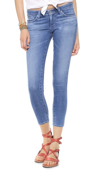 AG Adriano Goldschmied The Legging Ankle Jeans