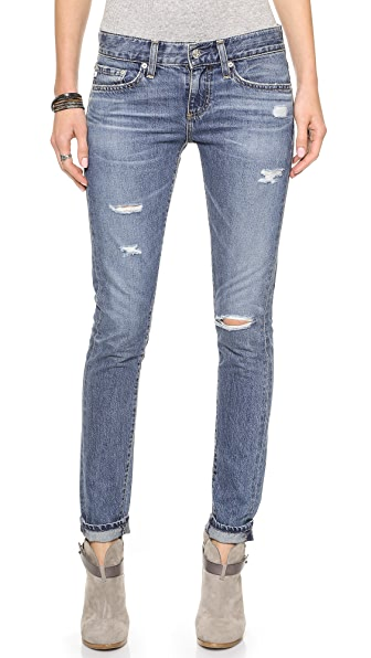 AG Adriano Goldschmied The Nikki Relaxed Skinny Jeans