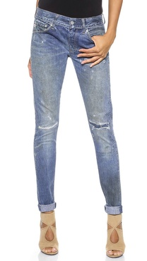 AG Adriano Goldschmied Nikki Digital Luxe Relaxed Skinny Pants