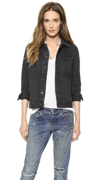 AG Adriano Goldschmied Charlie Denim Jacket