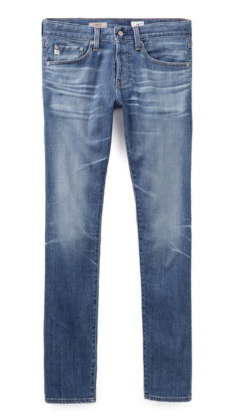 AG Adriano Goldschmied Dylan Stretch Skinny Jeans