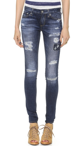 AG Adriano Goldschmied Digital Luxe Legging Jeans