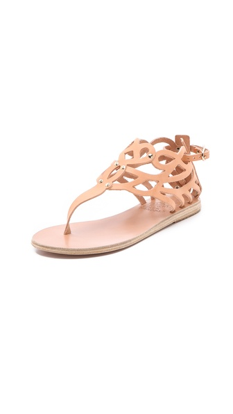 Ancient Greek Sandals Medea Thong Sandals - Natural at Shopbop / East Dane