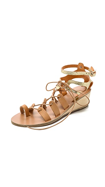 Ancient Greek Sandals Kiveli Wedge Sandals