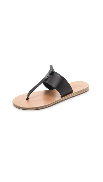 Ancient Greek Sandals Melina Thong Sandals - Marine at Shopbop / East Dane