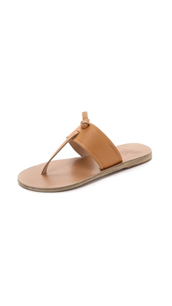 Ancient Greek Sandals Melina Thong Sandals - Natural at Shopbop / East Dane