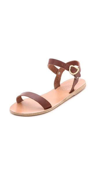 Ancient Greek Sandals Drama Ankle Strap Sandals - Cotto at Shopbop / East Dane