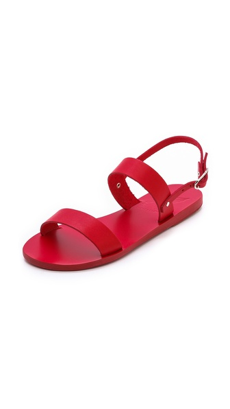 Ancient Greek Sandals Clio Sandals - Red at Shopbop / East Dane