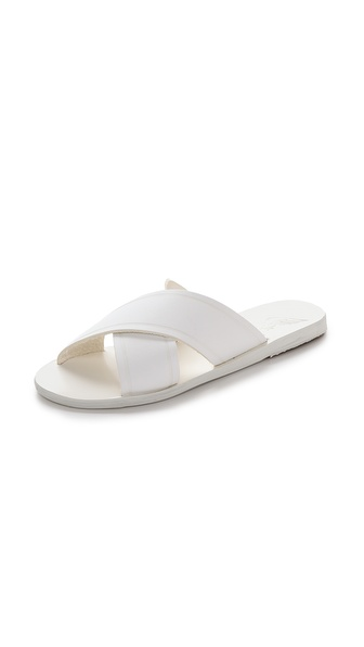 Ancient Greek Sandals Thais Sandals - White at Shopbop / East Dane
