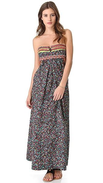 Agua Bendita Bendito Disco Cover Up Dress