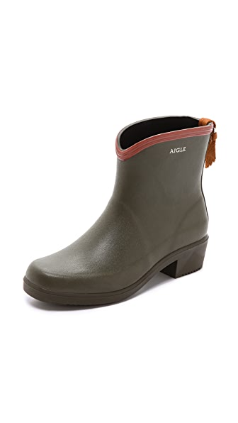 AIGLE Miss Juliette Ankle Booties