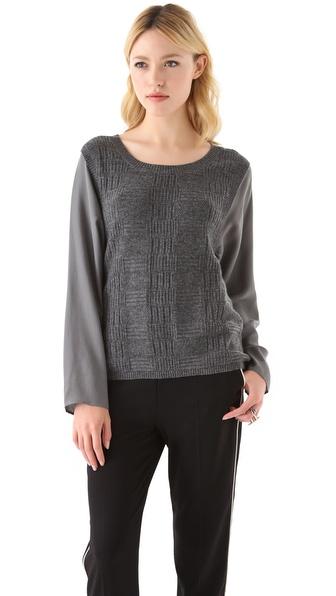AIKO Kohle Sweater