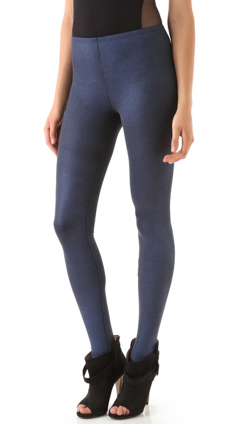 AIKO Duff Lacquered Leggings