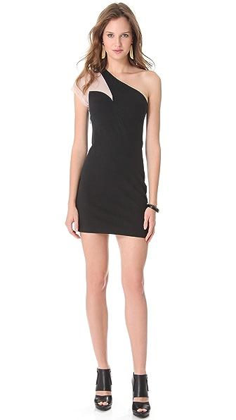 AIKO Kruger One Shoulder Dress