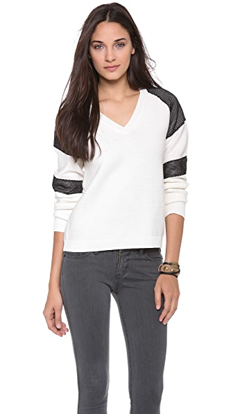 AIKO Sieff V Neck Sweater