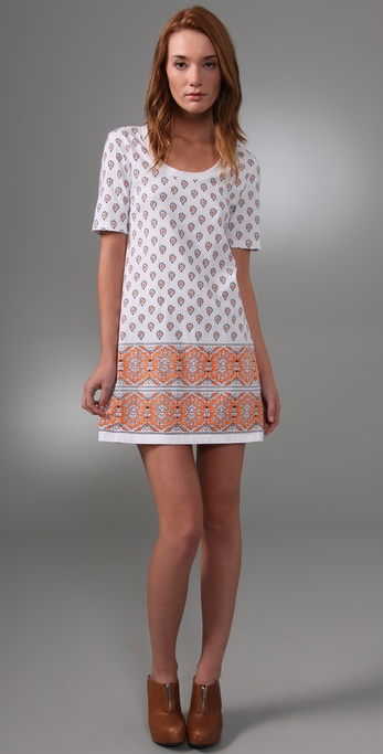 AKA New York Hippie Short Dress
