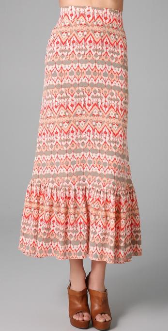 AKA New York Long Skirt
