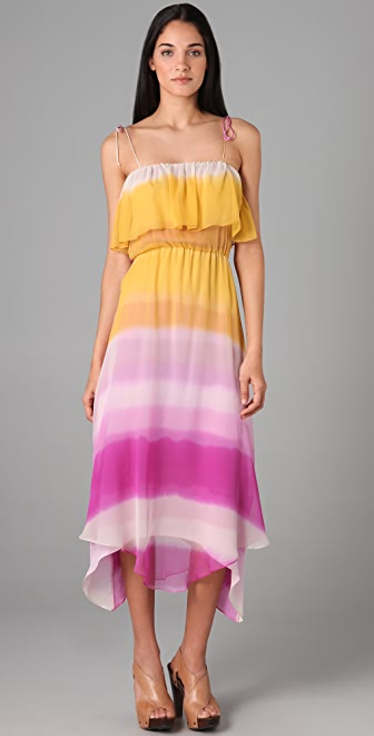 AKA New York Malibu Long Dress