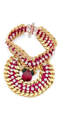 Akong London White Bracelet