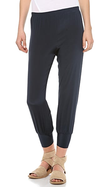 Alasdair New Silk Pants