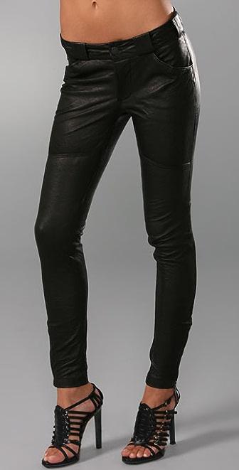 A.L.C. Skinny Leather Pants