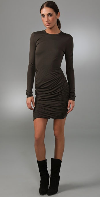 A.L.C. Twisty T Dress