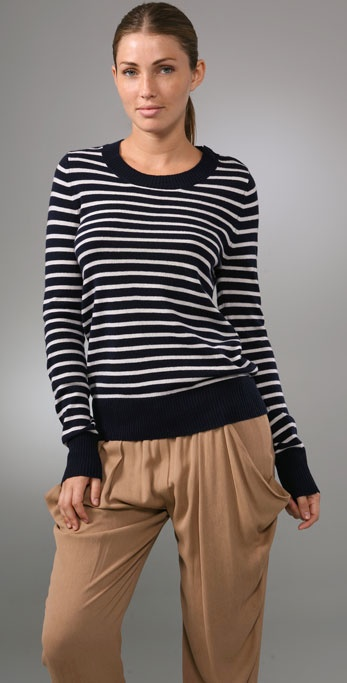 A.L.C. Stripe Sweater