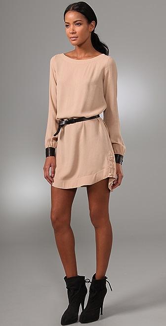 A.L.C. Crepe Hardy Dress