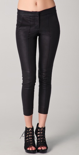 A.L.C. Brice Leather Pants