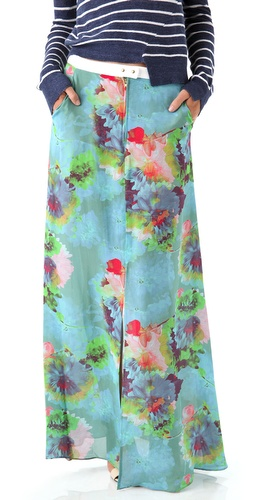 A.L.C. Allegra Maxi Skirt