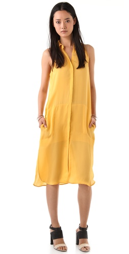 A.L.C. Finley Midi Dress