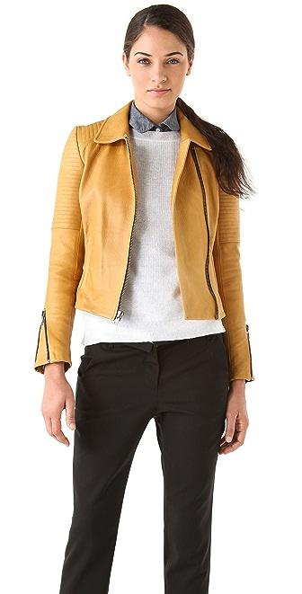 A.L.C. Margaux Leather Jacket