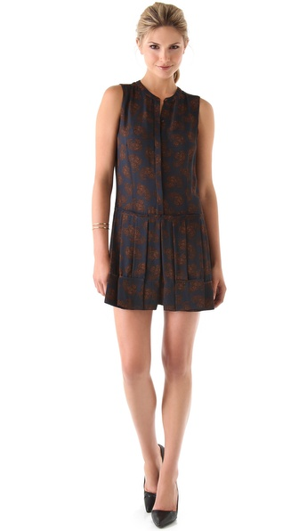 A.L.C. Richards Twofer Dress