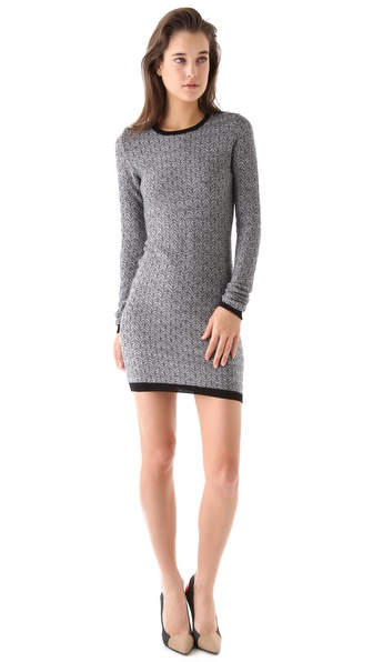A.L.C. Clea Jacquard Dress