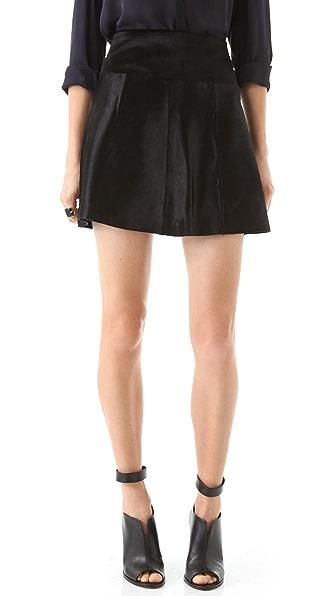 A.L.C. Daltrey Haircalf Skirt
