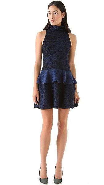 A.L.C. Daphne Peplum Dress