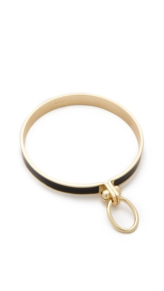 A.L.C. Bondage Enamel Bracelet