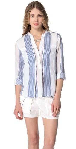 Kupi A.L.C. Chris Blouse i A.L.C. haljine online u Apparel, Womens, Tops, Blouse,  prodavnici online