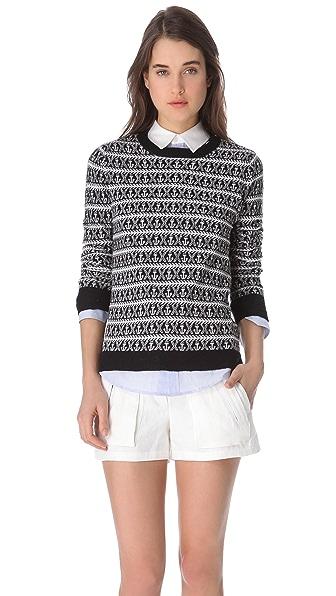 A.L.C. Hamilton Crew Sweater