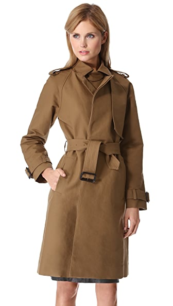 A.L.C. Lindstam Trench Coat