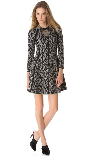 A.L.C. Wells Reversible Dress
