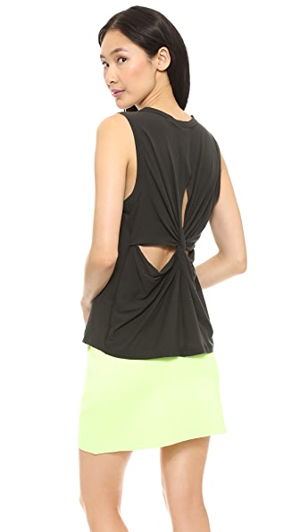 Where To Buy Alc Clothing A L C Harper Twist Back Tank