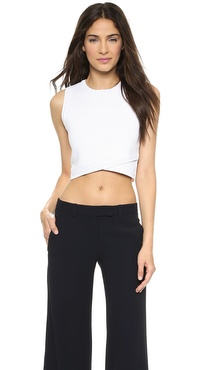 A.L.C. Nat Reversible Crop Top