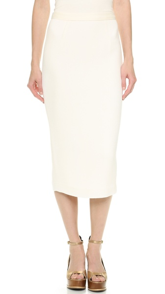 A.L.C. Thea Skirt - White at Shopbop / East Dane